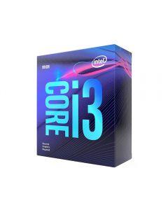 Intel Core i3 9100F Quad Core Coffee Lake Refresh Socket 1151 Desktop Retail CPU - No iGPU: BX80684I39100F