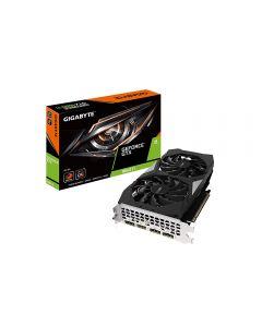 Gigabyte GeForce GTX 1660 Ti OC 6GB GDDR6, VR Ready, Dual Fan, 3xD.Port 1.4/1xHDMI2.0b - GV-N166TOC-6GD