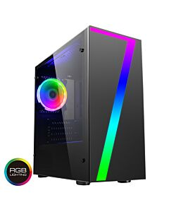 3B Tiger v1.3 AMD RYZEN 3 3200G Quad Core 4GHz RGB Gaming PC