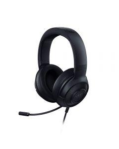 Gaming Headset Razor Kraken X, 7.1 Surround, Custom Tuned 40mm Drvivers, Bendable Cardioid MIC, Ultra Light - RZ04-02890100-R3M1
