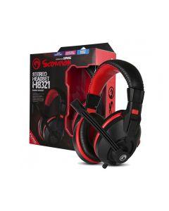 Marvo Scorpion H8321P Stereo Sound Gaming Headset & Mic