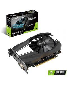 ASUS GeForce GTX 1660 PHOENIX OC 6GB GDDR6, VR Ready - PH-GTX1660-O6G 90YV0CU0-M0NA00