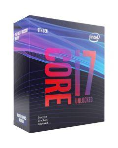 Intel Core i7 9700KF, s1151, 8 Core, 8 Thread, 4.9GHz Turbo, Retail Box - No Cooler - BX80684I79700KF