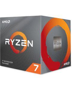 AMD Ryzen™ 7 3700X, AM4, Zen 2, 8 Core, 16 Thread, 3.6GHz/4.4GHz Turbo, Retail Box with Wraith Prism Cooler - 100-100000071BOX