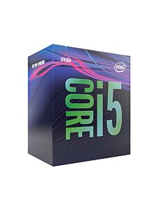Intel Core i5 9400, s1151, Coffee Lake Refresh, 6 Core, 6 Thread, 2.9GHz, 4.1GHz Turbo, 9MB, Intel UHD Graphics 630, 65W, Retail Box with Cooler - BX80684I59400