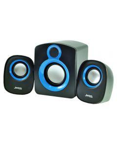 Jedel SD-003 2.1 Sub Set Speakers, USB Powered, 3.5mm jack, 5W + 2x3W