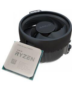 AMD Ryzen 5 3600X, AM4, Zen 2, 6 Core, 12 Threads, oem with Wraith Spire Cooler: 100-100000022