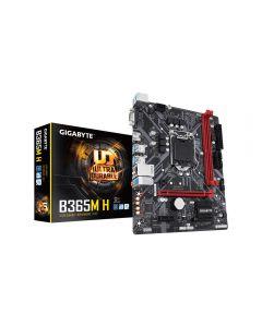 Gigabyte B365M-H, s1151, 2xDDR4, 4xSATA3, 1x M.2, 6xUSB 3.1/2.0, Gbit Lan, VGA/HDMI micro ATX