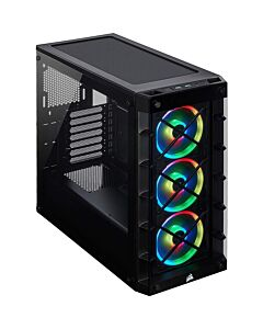 3B Storm v1.1 Corsair 465X Black RGB Gaming PC, AMD Ryzen 9 3900X, 12 Core, 24 Threads, RTX 3060 Ti