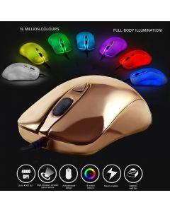 Sumvision Plasma FULLY ILLUMINATED LED USB Mouse