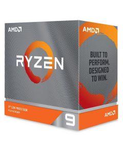 AMD Ryzen 9 3950X, AM4, Zen 2, 16 Core, 32 Thread, 3.5GHz/4.7GHz(Turbo), 64MB L3, PCIe 4.0, 105W, NO Cooler - 100-100000051WOF