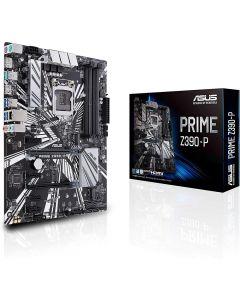ASUS PRIME Z390-P, s1151, 4xDDR4, 4xSATA3, Dual M.2, 2-Way CrossFire, Gbit Lan, USB 3.1 Gen2 A, Full ATX
