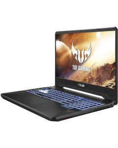 """ASUS FX505DD-BQ121T, AMD Ryzen 5 3550H Quad Core, 15.6"""" Full HD IPS, MS Win10H 64, 8GB DDR4 RAM, 512GB M.2 NVMe SSD, GeForce GTX 1050 3GB, WebCam, USB3/HDMI/Btooth/WIFI"""