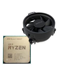 AMD Ryzen 5 3600XT, AM4, Zen 2, 6 Core/12 Threads,  3.8GHz/4.5GHz Turbo, 32MB L3, PCIe 4.0, 95W, CPU, Retail with Wraith Spire Cooler - 100-100000281BOX