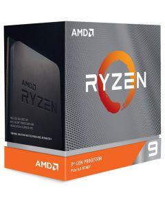 AMD Ryzen™ 9 3900XT, AM4, 12 Core, 24 Thread, 3.8GHz/4.7GHz Turbo, 70MB L3, PCIe 4.0, 105W, Retail Box NO Cooler - 100-100000277WOF