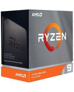 AMD Ryzen 9 3950X, AM4, Zen 2, 16 Core, 32 Thread, 3.5GHz/4.7GHz(Turbo), 64MB L3, PCIe 4.0, 105W, oem NO Cooler - 100-100000051
