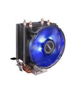 Antec A30 Heatsink & Fan, Whisper-quiet 9.2cm LED Fan, Rifle Bearing, for Intel/AMD/AM4 - 0-761345-10922-2