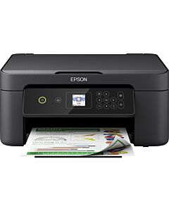 EPSON EXPRESSION HOME XP-3100(BLACK) WIFI PRINT/SCAN/COPY + LCD SCREEN