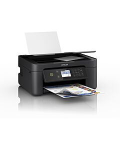 EPSON EXPRESSION HOME XP-4100(BLACK) WIFI PRINT/SCAN/COPY + LCD SCREEN & 2 sided printing