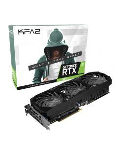 KFA2 Nvidia GeForce RTX 3070 SG (Serious Gaming), PCIe, 8GB GDDR6, Triple fan, GPU Cores - 5888, GPU Clock - 1725/1740MHz(Boost)  -
