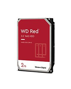 """2TB WD Red NAS 3.5"""" Hard Drive, 3.5"""" HDD, 5400rpm, 256MB Cache -WD20EFAX"""
