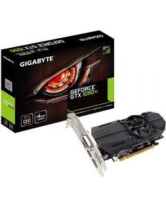 Gigabyte GeForce GTX 1050 Ti OC 4GB GDDR5(7000MHz - 128bit), 768 Core, 1303MHz GPU, 1442MHz Boost - GV-N105TOC-4GL