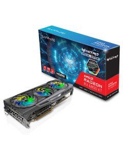 Sapphire Radeon RX 6800 NITRO+ OC with Ray-Tracing, RDNA2, 16GB GDDR6(16000MHz-256bit) ,  GPU Cores - 3840, GPU Clock - 1980MHz/2190MHz(Boost) - 11305-01-20G