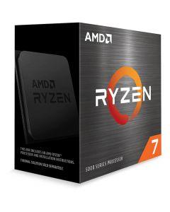 AMD Ryzen 7 5800X, AM4, Zen 3, 8 Core/16 Thread, 3.8GHz/4.7GHz Turbo, 36MB Cache, 105W, Retail Box - NO Cooler - 100-100000063WOF