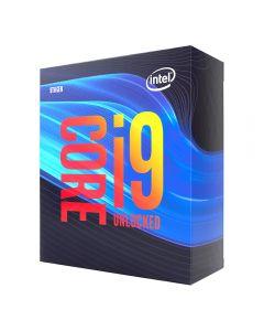 Intel Core i9 9900K,  s1151, Coffee Lake Refresh, 8 Core, 16 Thread, 3.6GHz, 5.0GHz Turbo, 16MB, 1200MHz GPU, 95W, Retail Box - NO Cooler - BX8068499900K
