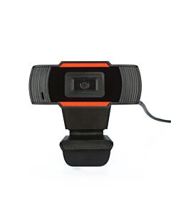 USB Webcam, HD 1080P, 2MP, Built-In Mic, USB2.0, Horizontal viewing angle - 60-120°, MJPEG, 1.5M cable - C30-1080P