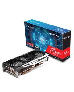 Sapphire Radeon RX 6800 XT NITRO+ OC 16GB GDDR6 with Ray-Tracing, RDNA2, Streams - 4608, Clock - 2110MHz/2360MHz(Boost) - 11304-02-20G