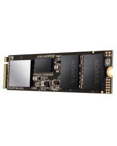 ADATA 512GB XPG SX8200 PRO M.2 NVMe SSD, M.2 2280, PCIe, 3D NAND, R/W 3500/2300 MB/s, XPG Heatsink Included - ASX8200PNP-512GT-C