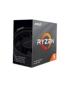 AMD Ryzen 5 3500X, AM4, Zen 2, 6 Core/6 Thread, 3.6GHz/4.1GHz(Turbo), 32MB L3, PCIe 4.0, 65W, CPU, Retail with Wraith Stealth Cooler - 100-100000158BOX