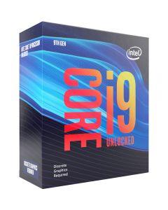 Intel Core i9 9900KF,  s1151, Coffee Lake Refresh, 8 Core, 16 Thread, 3.6GHz, 5.0GHz Turbo, 16MB, 1200MHz GPU, 95W, Retail Box - NO Cooler - BX80684I99900KF