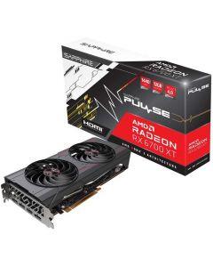 Sapphire Radeon RX 6700 XT PULSE with Ray-Tracing, 12GB GDDR6, RDNA2, GPU Streams - 2560, GPU Clock - 2321MHz/2581MHz(Boost) - 11306-02-20G