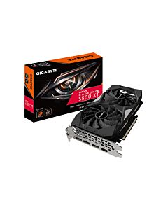 Gigabyte Radeon RX 5500 XT OC 8GB GDDR6(14000MHz - 128bit), Refurb - 3mth Wty, GPU Cores - 1408, GPU Clock - 1647MHz/1845MHz(Boost) - GV-R55XTOC-8GD