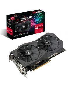 8GB Asus Radeon RX 570 ROG STRIX GAMING, Dual Fan, 2048 Streams, 1310MHz Boost, 7000MHz GDDR5 - 192bit, DP/HDMI/2xDVI-D - ROG-STRIX-RX570-8G-GAMING