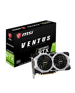 MSI GeForce RTX 2060 VENTUS OC with Ray Tracing, 8GB GDDR6 - RTX 2060 VENTUS GP OC - 912-V375-623