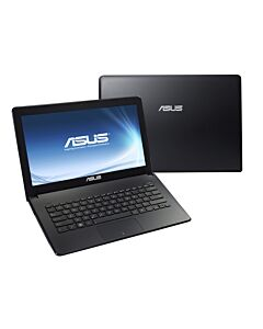 "Asus X401A, Black Refurbished Laptop, Intel Pentium B980, Dual Core, 2.4GHz, 4GB, 250GB, 14"", W10H"