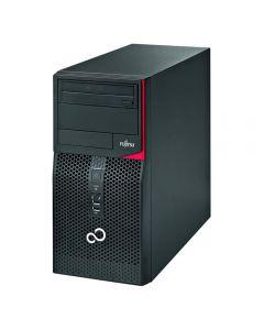Fujitsu Esprimo P420 Midi ATX Refurbished PC, Intel Core i3 4160, Dual Core (HT), 3.6GHz, 8GB, 500GB, DVDRW, W10P