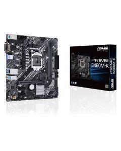 ASUS PRIME B460M-K, s1200, 2xDDR4, 6xSATA3, M.2, GbE, USB 3.2 Gen1, Micro-ATX
