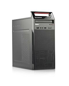 Lenovo Thinkcentre Edge 71 Micro ATX Case Refurbished PC, Intel Core i3 2120, Dual Core (HT), 3.3GHz, 8GB, 240GB SSD, DVDRW, W10P