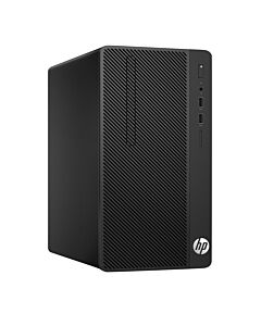 HP 290 G1 MicroTower Refurbished PC, Intel Core i5 7500, Quad Core, 3.8GHz, 8GB, 240GB SSD, DVDRW, W10P