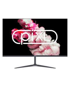 piXL CM27F8 27in, W/screen IPS , Full HD 1920x1080, 5mS, 60Hz, HDMI / DPort, Black