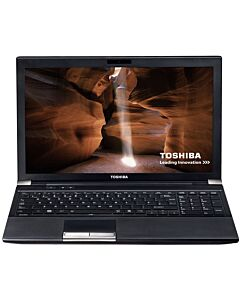 "Toshiba Satellite Pro R850 Refurbished laptop, Intel Core i3 2310M, Dual Core (HT), 2.1GHz, 8GB, 320GB, DVDRW, 15.6"", W10P"