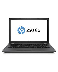 """HP 250 G6 Refurbished Laptop, Intel Core i5 7200U Dual Core (HT) 3.1GHz*, 16GB, 500GB M.2 SSD, 15.6"""", DVDRW, W10P"""
